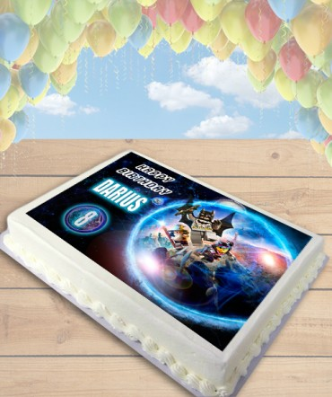 Lego Dimensions Edible Frosting Image Cake Topper [SHEET]
