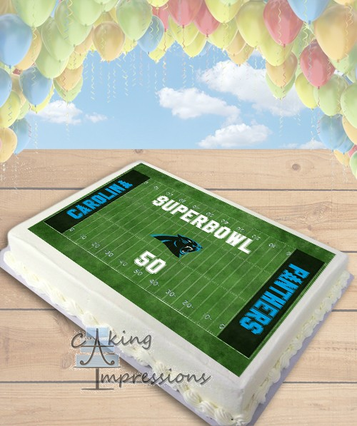 Selling Nfl Team Cakes