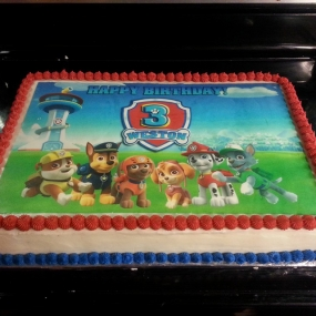 Paw Patrol - All Dogs