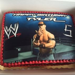 WWE Wrestling - John Cena